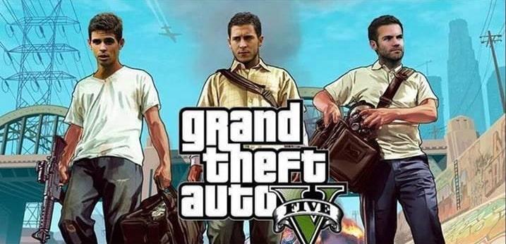 GTA 5 - hazard oscar mata