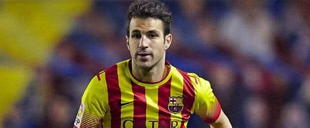 Cesc Fabregas leaving barcelona