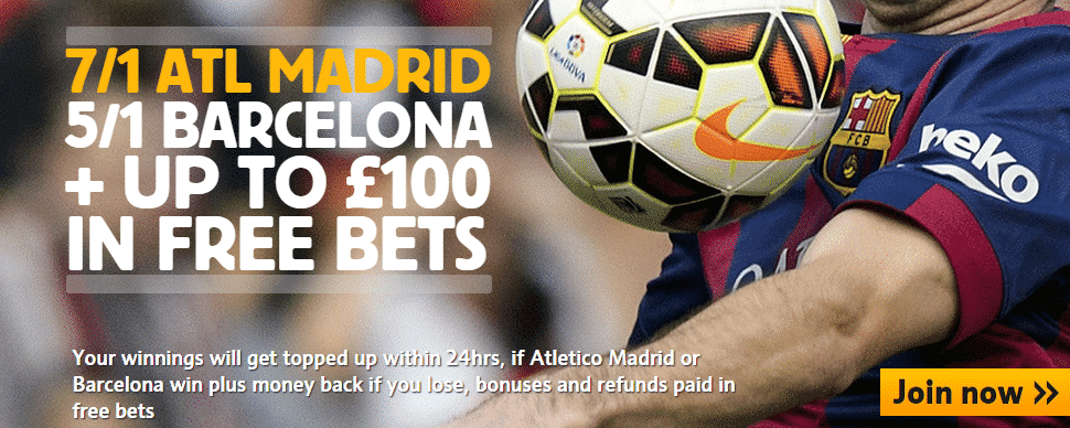 betffair barca offer