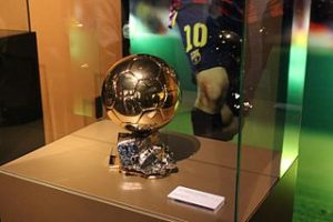 FIFA Ballon d'Or Lionel Messi