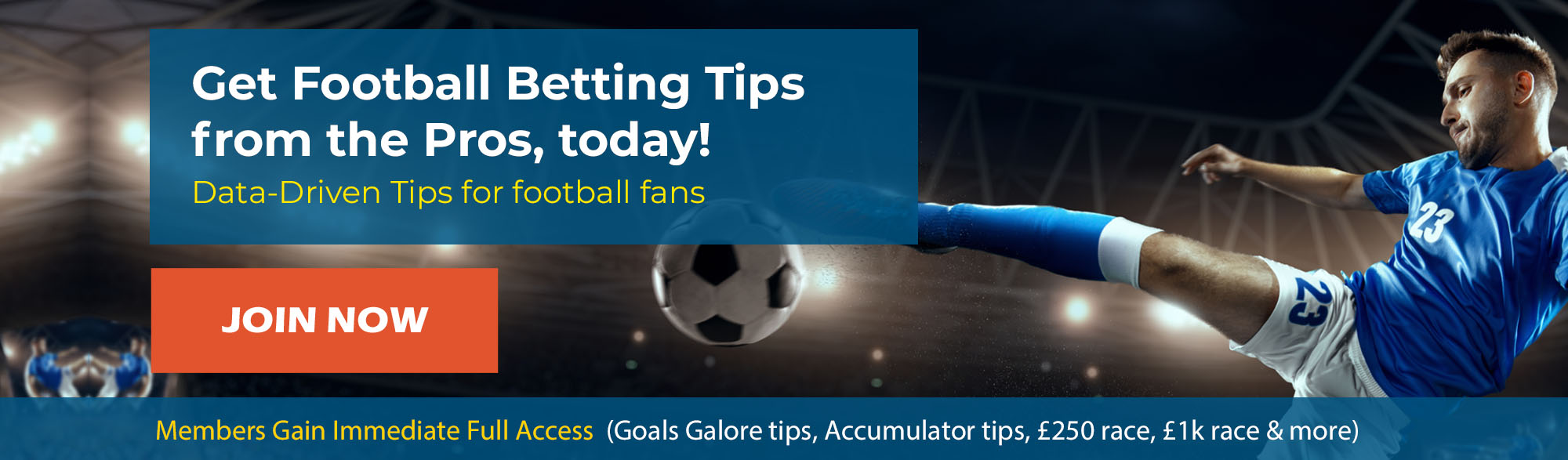 Football bettings tips from experts