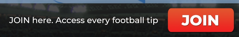 Join for premium membership access to every football tip