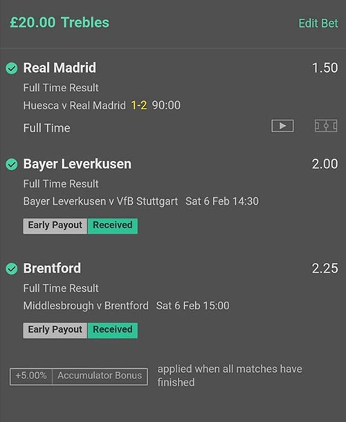 Winning football tips and predictions (Clever Bets bet 3)