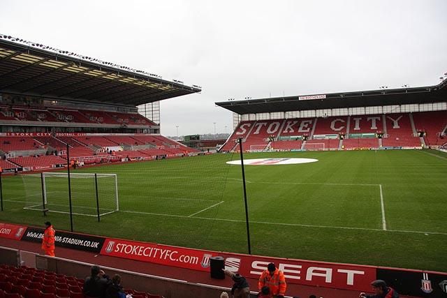Stoke City Britannia Stadium - Football accumulator bet